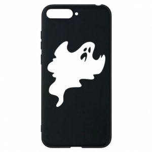 Phone case for Huawei Y6 2018 Scary ghost