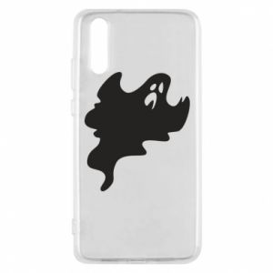 Phone case for Huawei P20 Scary ghost