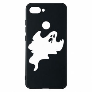 Phone case for Xiaomi Mi8 Lite Scary ghost - PrintSalon