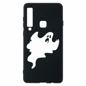 Phone case for Samsung A9 2018 Scary ghost - PrintSalon