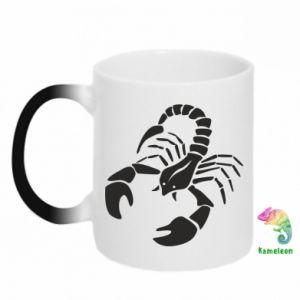 Kubek-kameleon Scorpio