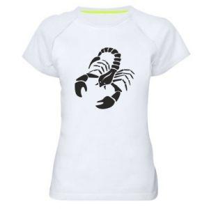 Damska koszulka sportowa Scorpio