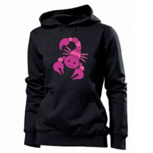 Women's hoodies Scorpio