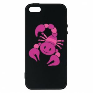 Phone case for iPhone 5/5S/SE Scorpio