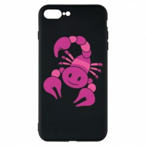 Phone case for iPhone 8 Plus Scorpio