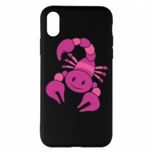 Phone case for iPhone X/Xs Scorpio