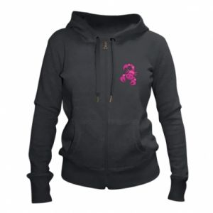 Women's zip up hoodies Scorpio