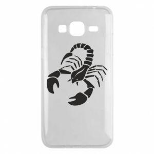 Etui na Samsung J3 2016 Scorpio