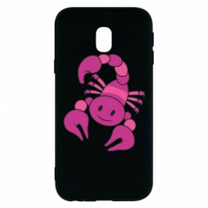 Phone case for Samsung J3 2017 Scorpio