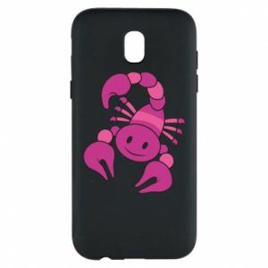 Phone case for Samsung J5 2017 Scorpio