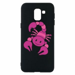 Phone case for Samsung J6 Scorpio