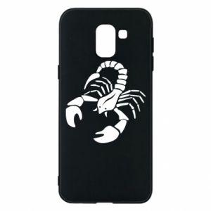 Etui na Samsung J6 Scorpio
