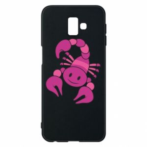 Phone case for Samsung J6 Plus 2018 Scorpio