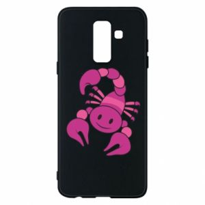 Phone case for Samsung A6+ 2018 Scorpio