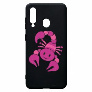 Phone case for Samsung A60 Scorpio
