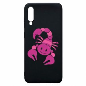 Phone case for Samsung A70 Scorpio