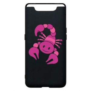 Phone case for Samsung A80 Scorpio
