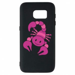 Phone case for Samsung S7 Scorpio