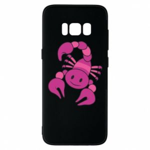 Phone case for Samsung S8 Scorpio