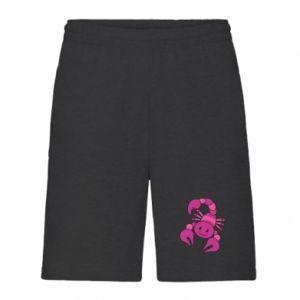 Men's shorts Scorpio