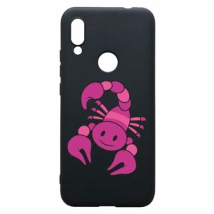 Phone case for Xiaomi Redmi 7 Scorpio