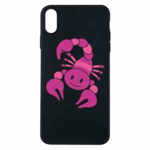Phone case for iPhone Xs Max Scorpio