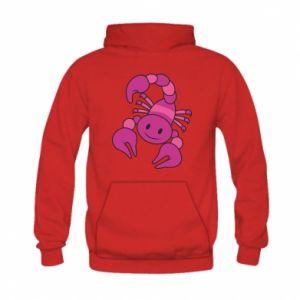 Kid's hoodie Scorpio