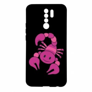 Xiaomi Redmi 9 Case Scorpio