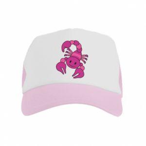 Kid's Trucker Hat Scorpio
