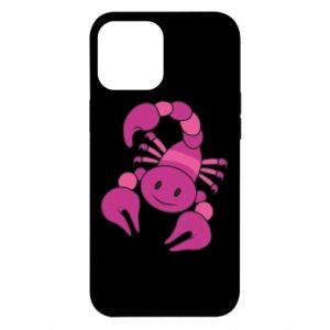 iPhone 12 Pro Max Case Scorpio