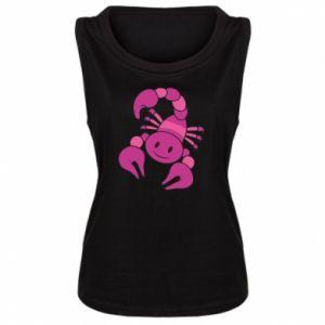 Women's t-shirt Scorpio