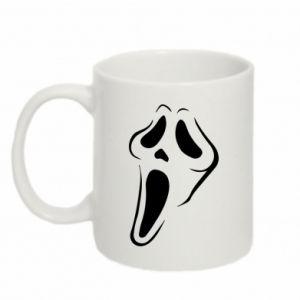 Mug 330ml Scream - PrintSalon