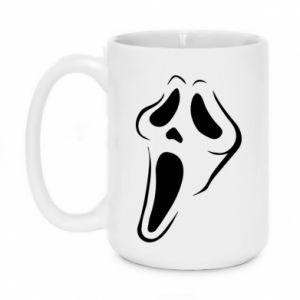 Mug 450ml Scream - PrintSalon