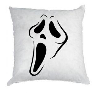 Pillow Scream - PrintSalon