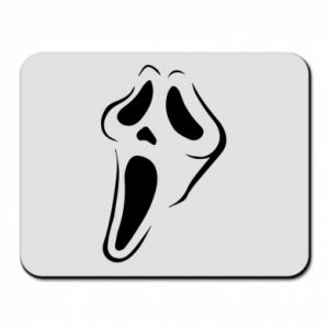 Mouse pad Scream - PrintSalon