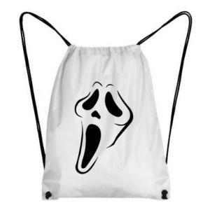 Backpack-bag Scream - PrintSalon