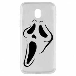 Phone case for Samsung J3 2017 Scream