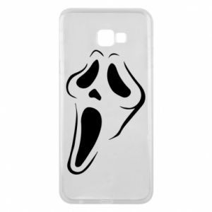 Phone case for Samsung J4 Plus 2018 Scream - PrintSalon