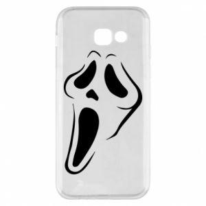 Phone case for Samsung A5 2017 Scream