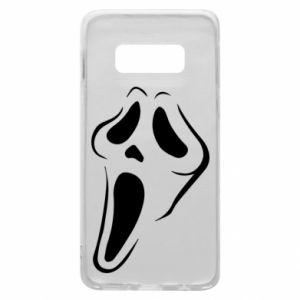 Phone case for Samsung S10e Scream