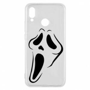 Phone case for Huawei P20 Lite Scream