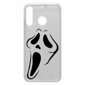 Phone case for Huawei P30 Lite Scream - PrintSalon