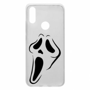 Phone case for Xiaomi Redmi 7 Scream