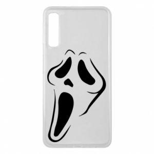 Phone case for Samsung A7 2018 Scream