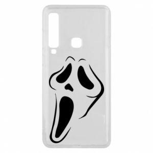Phone case for Samsung A9 2018 Scream