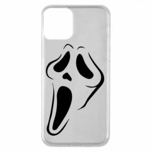 Phone case for iPhone 11 Scream - PrintSalon