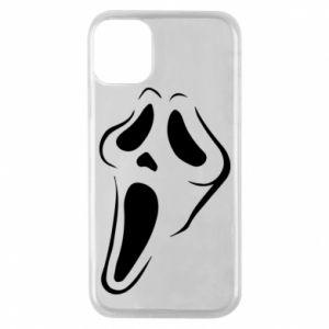 Phone case for iPhone 11 Pro Scream - PrintSalon