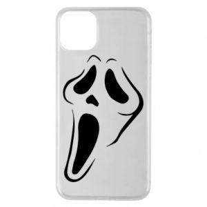 Phone case for iPhone 11 Pro Max Scream - PrintSalon