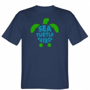 T-shirt Sea turtle patrol