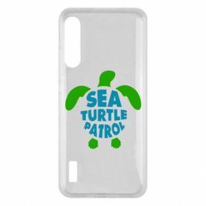 Etui na Xiaomi Mi A3 Sea turtle patrol